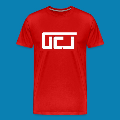 JCJ Red - Men's Premium T-Shirt