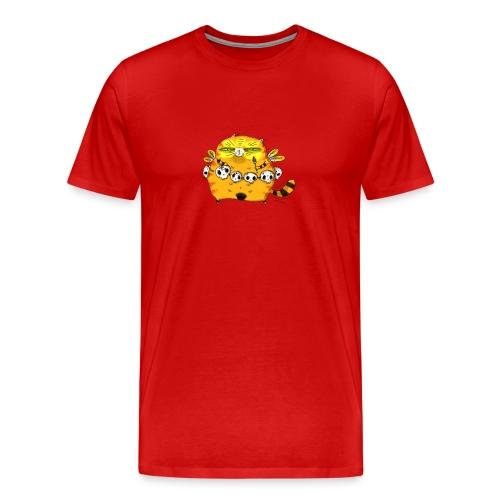 Fierce! - Männer Premium T-Shirt