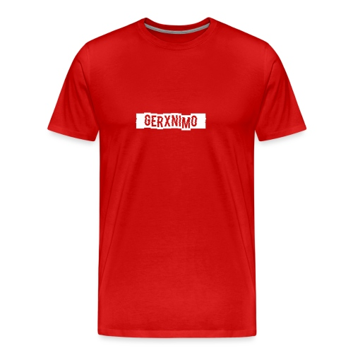 Collections Gerxnimo - T-shirt Premium Homme
