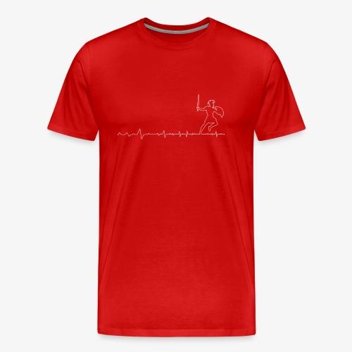 Spartan Warrior Training - Men's Premium T-Shirt