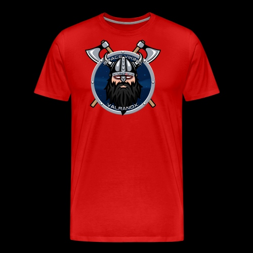 Valranox Avec haches - T-shirt Premium Homme