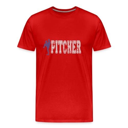 Pitcher.gif - T-shirt Premium Homme