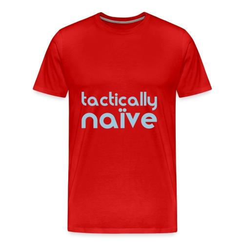 Tactically Naive Orange - Men's Premium T-Shirt