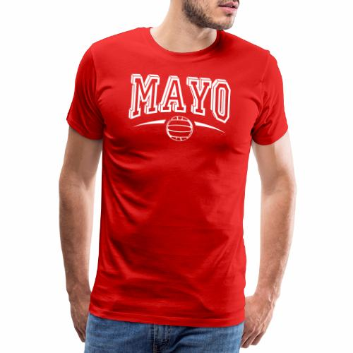 Mayo Gaelic Football - Men's Premium T-Shirt