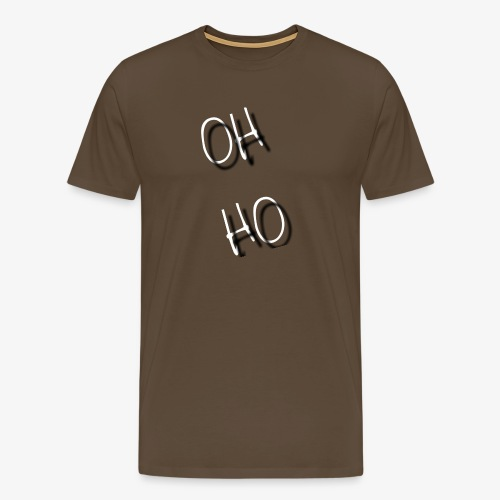 OH HO - Men's Premium T-Shirt