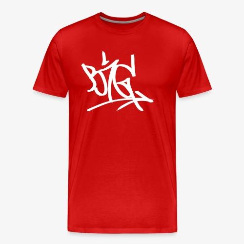 big tag style - Männer Premium T-Shirt