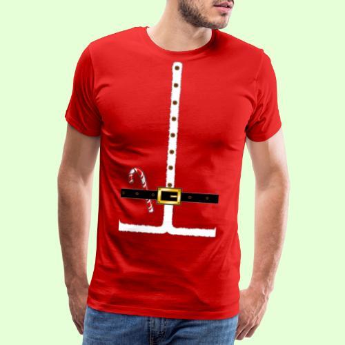 Veste de Noël - T-shirt Premium Homme