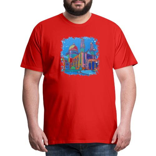 Bruessel - Männer Premium T-Shirt