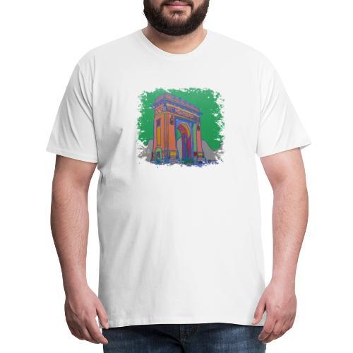 Bukarest - Männer Premium T-Shirt