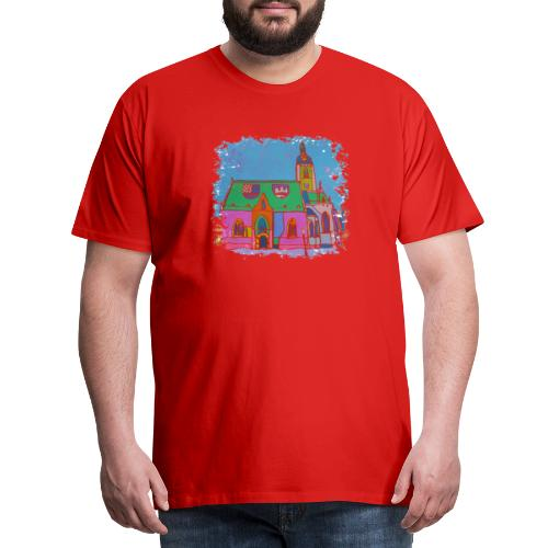 Zagreb - Männer Premium T-Shirt