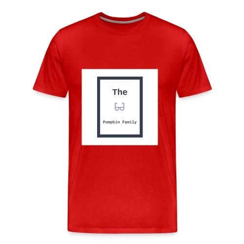 The Pumpkin Family Logo Shirts - Men's Premium T-Shirt