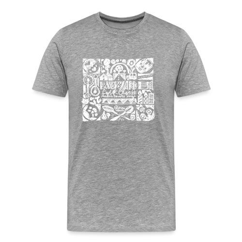 backyard 1 - T-shirt Premium Homme