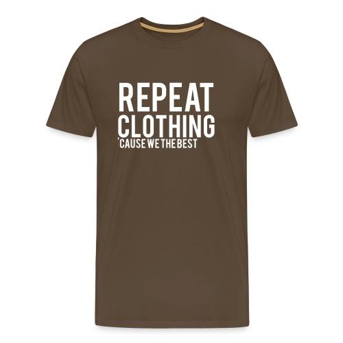 Repeat Clothing - Men's Premium T-Shirt