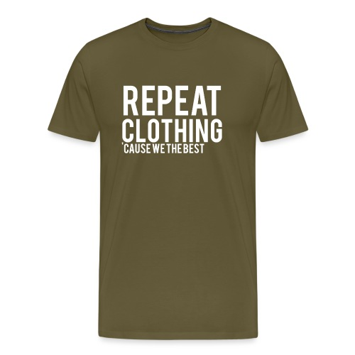 Repeat Clothing - Men's Premium T-Shirt