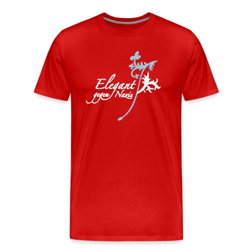 blume2 - Männer Premium T-Shirt
