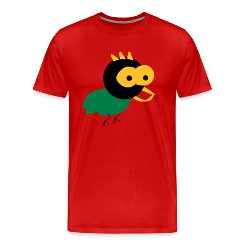 lintu-eps - Miesten premium t-paita