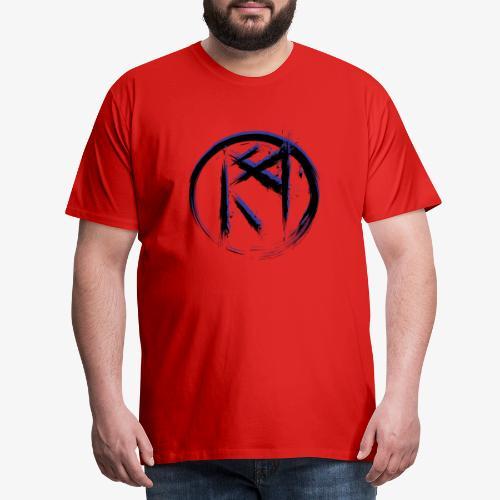F.R.I.M. Ninja Mauve - T-shirt Premium Homme
