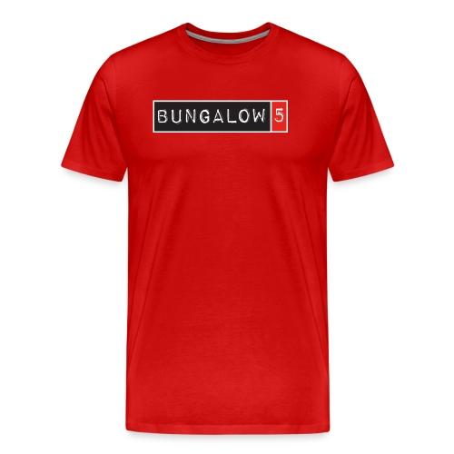 B5 Logo alt - Männer Premium T-Shirt