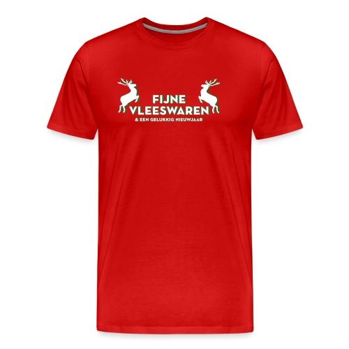 Fijne Vleeswaren - Mannen Premium T-shirt