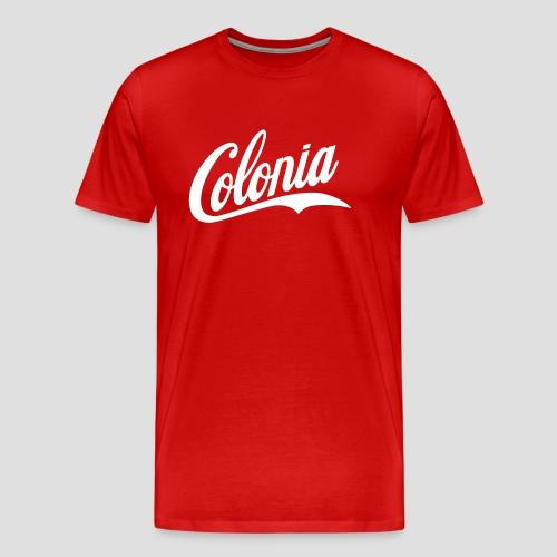 colonia - Männer Premium T-Shirt