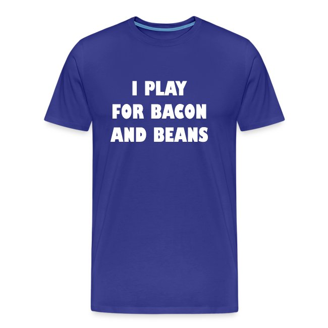 for bacon and beans