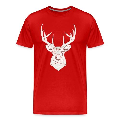 cervo - Maglietta Premium da uomo