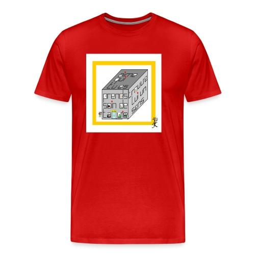Aime qui tu es - T-shirt Premium Homme