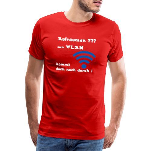 Wlan WE - Männer Premium T-Shirt