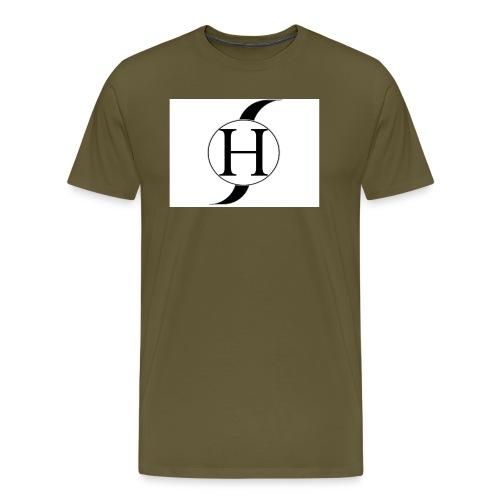 H jpg - Men's Premium T-Shirt
