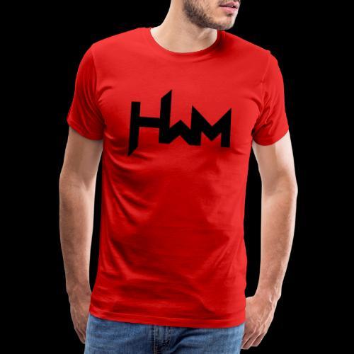 HWMLogo - Mannen Premium T-shirt