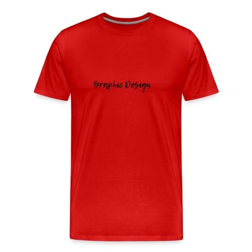 Graphic Design - Men's Premium T-Shirt