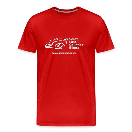 SECB Logo Full - Men's Premium T-Shirt