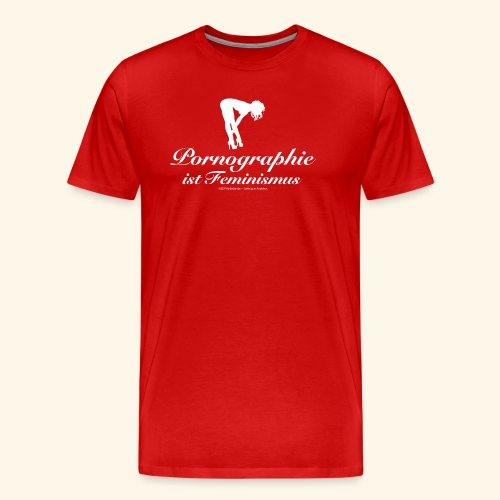 Feminismus - Männer Premium T-Shirt