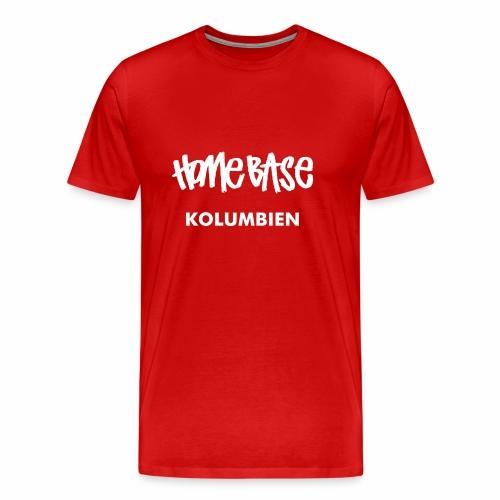 WORLDCUP 2018 Kolumbien - Männer Premium T-Shirt