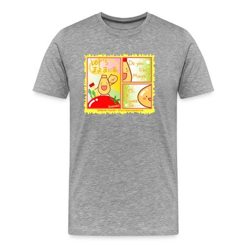 Mayo Comic - Men's Premium T-Shirt