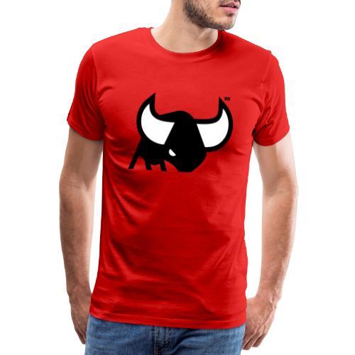 BD Hard 2 Buff - Männer Premium T-Shirt