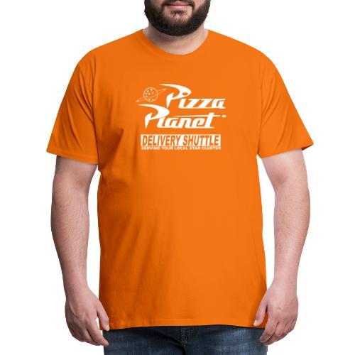 Pizza PLANET - Men's Premium T-Shirt