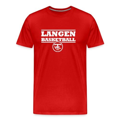 113799088 140717199 TV Langen Basketball - Männer Premium T-Shirt