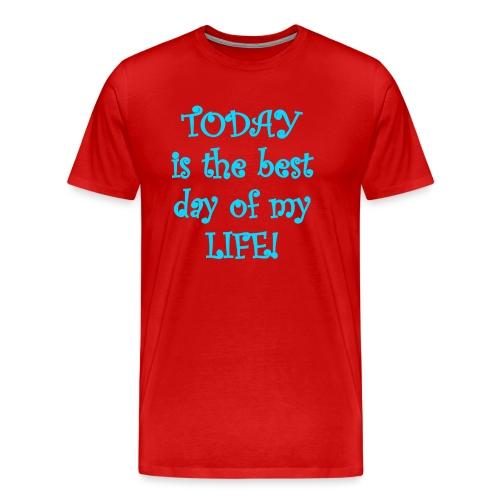 Carpe Diem 21.2 - Männer Premium T-Shirt