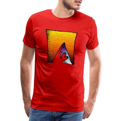 Mountain Love - Camiseta premium hombre
