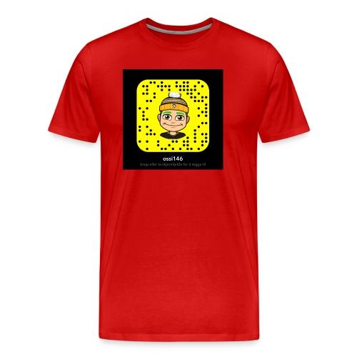 ADDIOSSI - Premium T-skjorte for menn