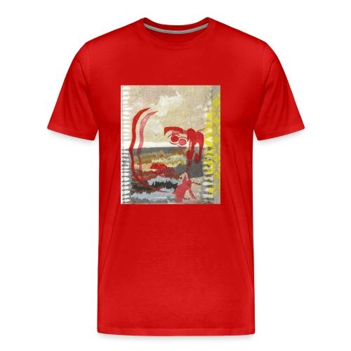 Face - Men's Premium T-Shirt
