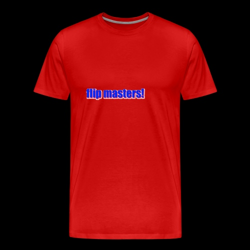 sappig - Mannen Premium T-shirt