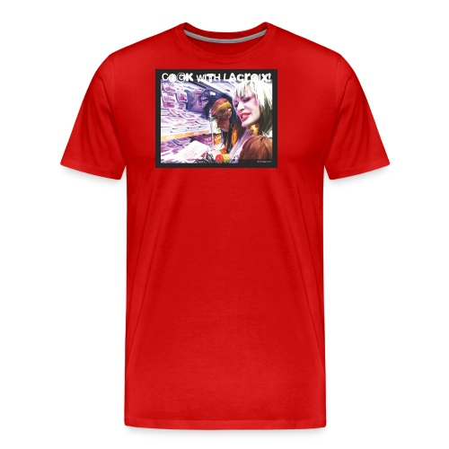 artwork for lacroix jpg - Men's Premium T-Shirt