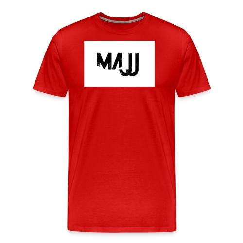 majj sticker normal jpg - Men's Premium T-Shirt