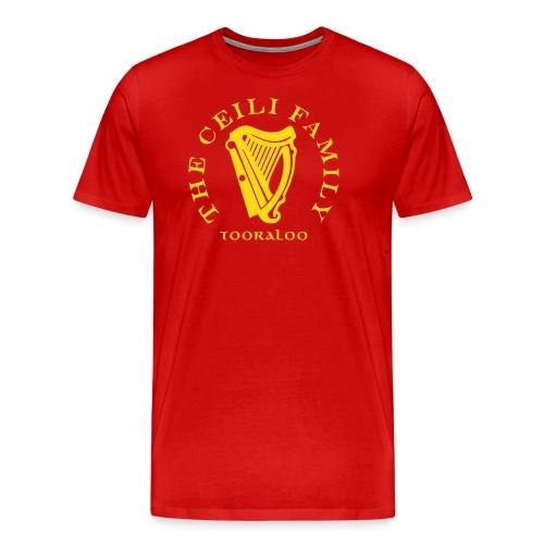 ceili tooraloo 03 - Männer Premium T-Shirt