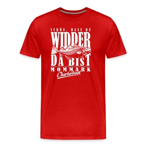 Widder Sternzeichen Fishing Shirt - Männer Premium T-Shirt