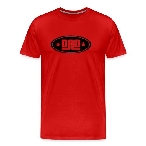 papa - Mannen Premium T-shirt