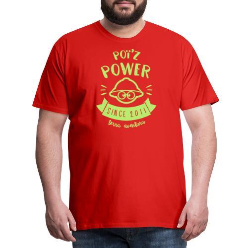 Flexographie Zarthus - T-shirt Premium Homme