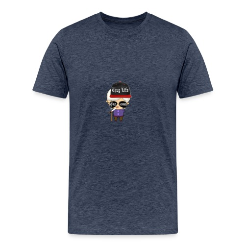Angry Granny T-shirt - Männer Premium T-Shirt